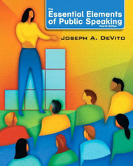 Essential Elements Of Public Speaking The Mycommunicationlab