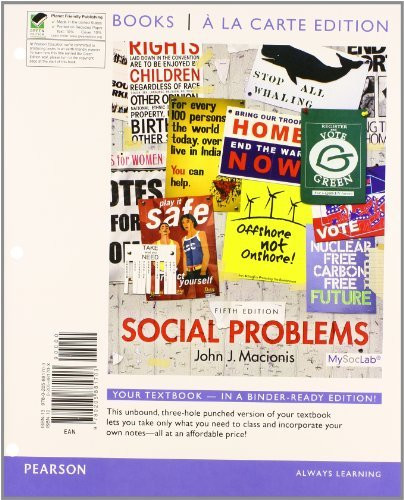 Social Problems Books
