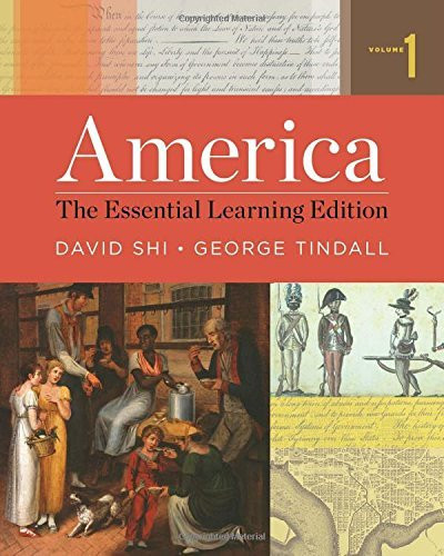 America The Essential Learning Edition Volume 1