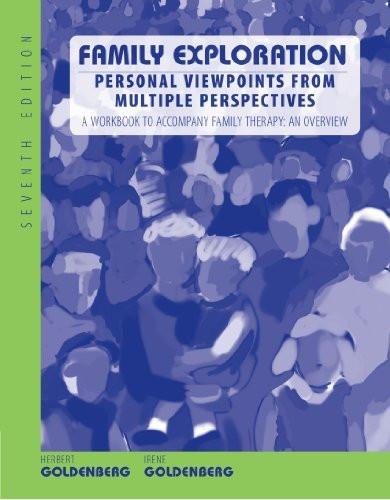Student Workbook-Family Exploration