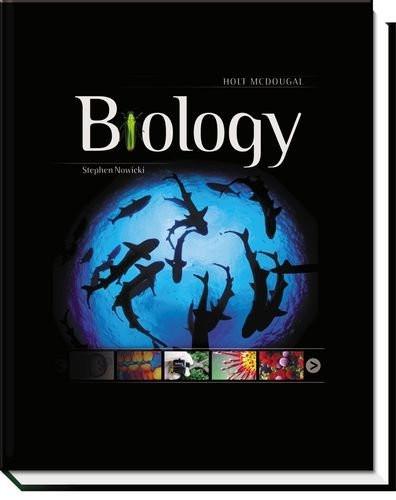 Holt Mcdougal Biology
