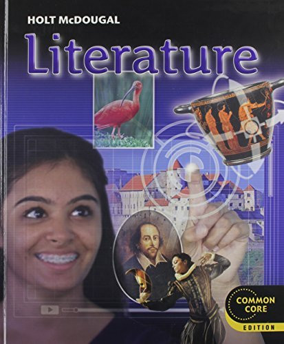Holt Mcdougal Literature Student Edition Grade 9 2012