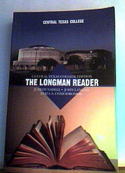 Longman Reader Central Texas College
