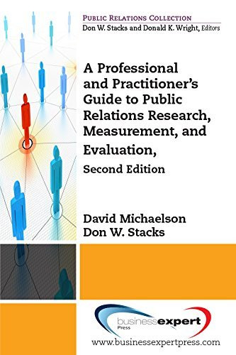 Professional And Practitioner's Guide To Public Relations Research Measurement