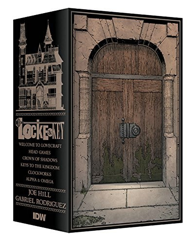 Locke And Key Slipcase Set