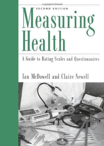 Measuring Health