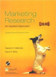 Marketing Research An Applied Approach