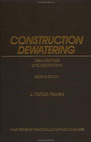 Construction Dewatering