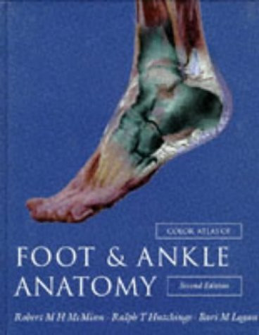 Color Atlas Of Foot And Ankle Anatomy