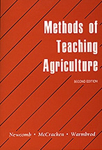 Methods Of Teaching Acriculture
