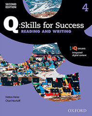 Q Skills for Success Reading and Writing 2E Level 4 Student Book