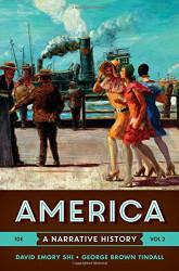 America A Narrative History Volume 2