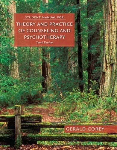 SM Theory and Practice Counseling and Psychotherapy