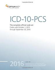 ICD-10-PCS Expert 2016