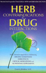 Herb Contraindications and Drug Interactions