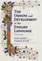 Origins And Development Of The English Language