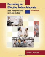 Becoming An Effective Policy Advocate