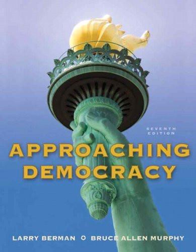 Approaching Democracy