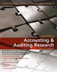 Accounting And Auditing Research