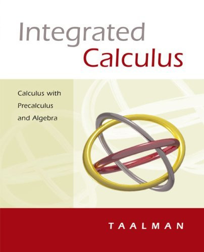 Integrated Calculus