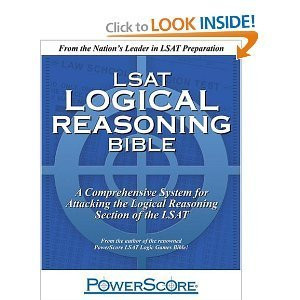 Powerscore Lsat Logical Reasoning Bible