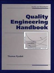 Quality Engineering Handbook