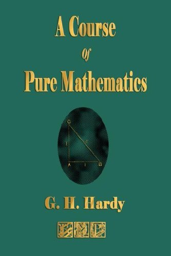 Course Of Pure Mathematics