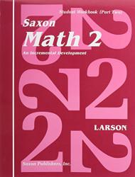 Saxon Math 2
