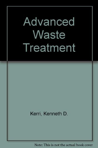 Advanced Waste Treatment
