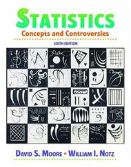 Statistics Concepts And Controversies
