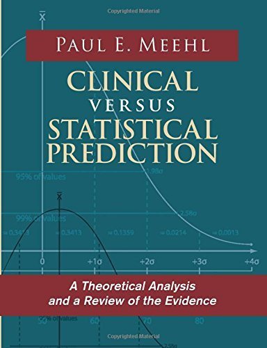 Clinical Versus Statistical Prediction