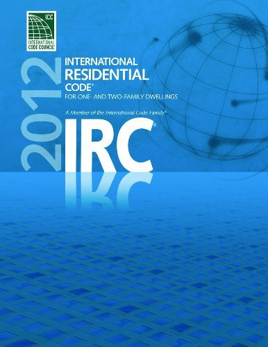 International Residential Code For One And Two Family Dwellings