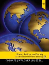 Power Politics And Society