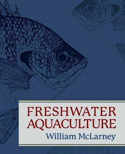 Freshwater Aquaculture