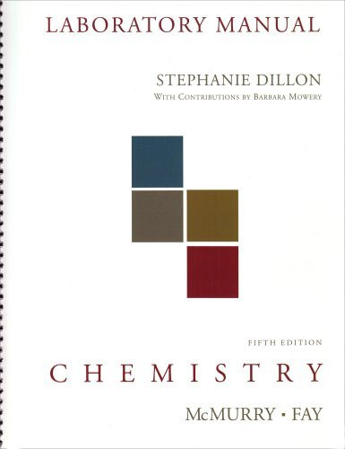Laboratory Manual For Chemistry