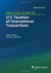 Practical Guide To Us Taxation Of International Transactions