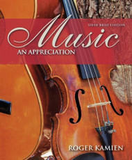 Music An Appreciation Brief Version