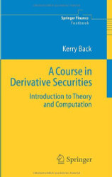 Course In Derivative Securities
