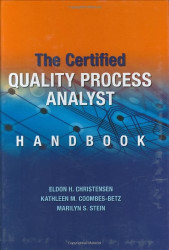 Certified Quality Process Analyst Handbook