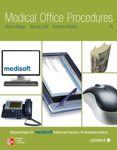Medical Office Procedures