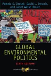 Global Environmental Politics