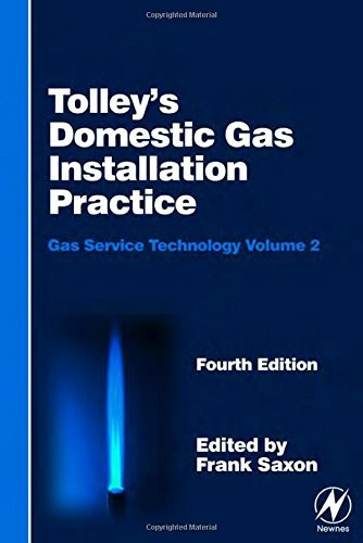 Tolley's Gas Service Technology Set Volume 2