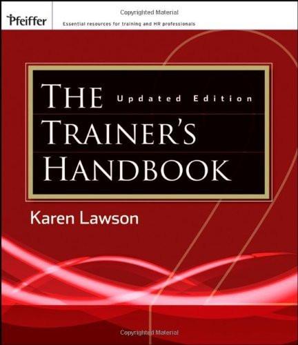 Trainer's Handbook
