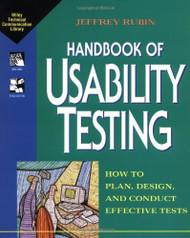 Handbook Of Usability Testing