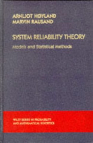 System Reliability Theory Models And Statistical Methods