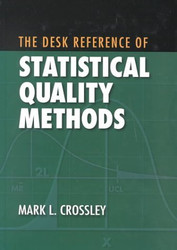 Desk Reference Of Statistical Quality Methods