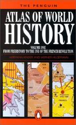 Penguin Atlas Of World History Volume 1