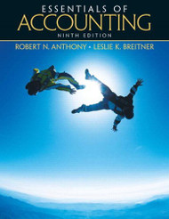 Essentials Of Accounting