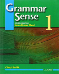 Grammar Sense 1 Student Book With Online Practice Access Code Card
