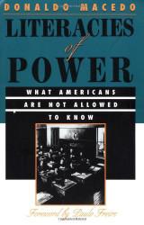 Literacies Of Power